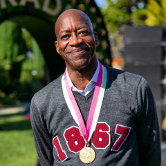 Dr. Edwin Moses
